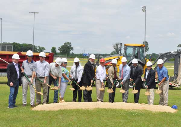 Greene County Health and Wellness Center Groundbreaking