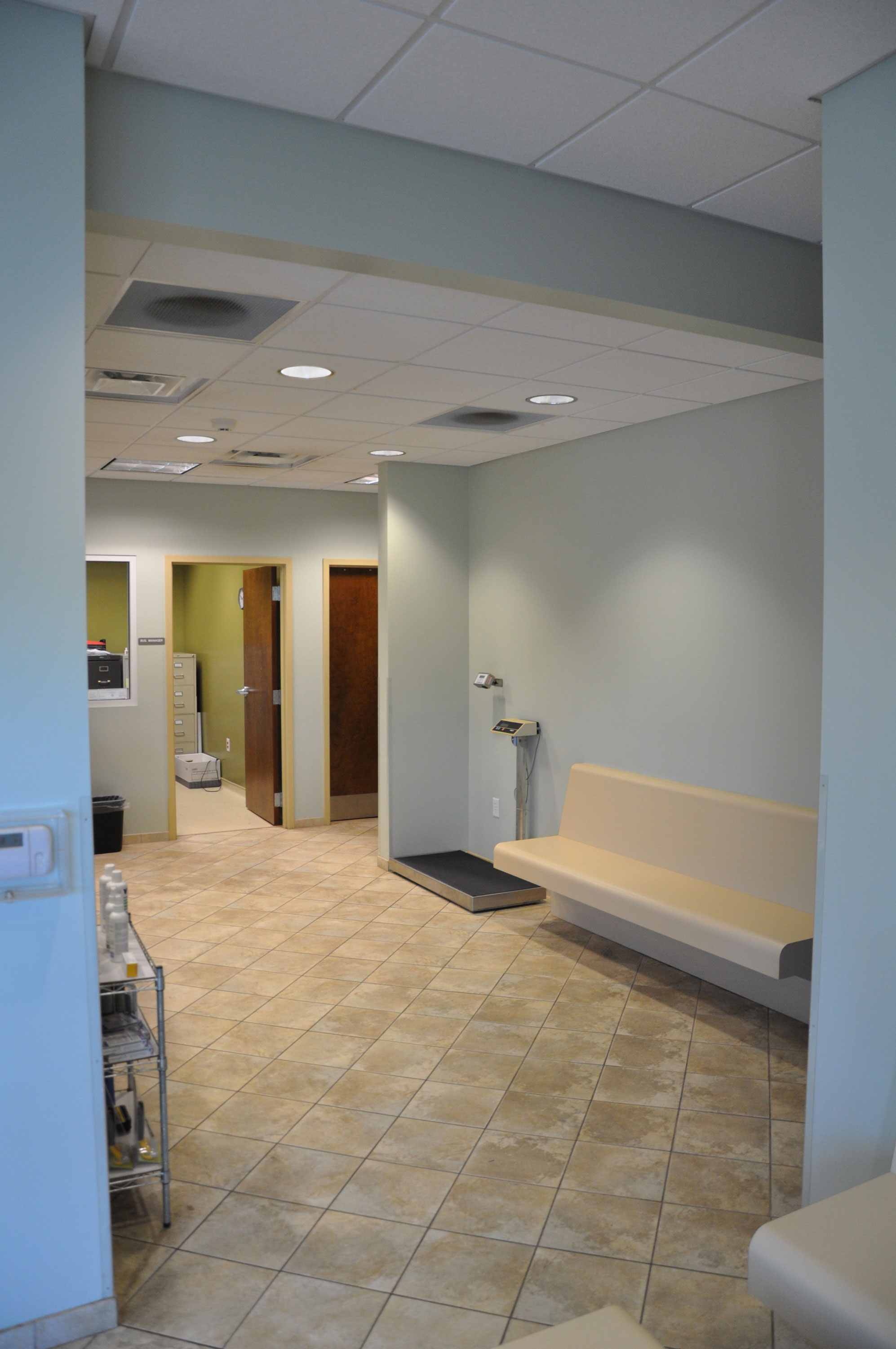 Epoxy Flooring Gallery >> Veterinarian | Farrior & Sons, Inc.