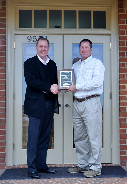 Farrior & Sons, Inc. Awarded 13 Consecutive Safety Award